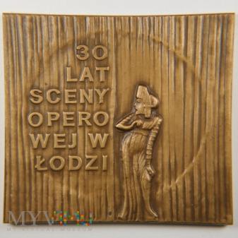 Duże zdjęcie 1984 - 88/84 - 30 lat Sceny Operowej w Łodzi