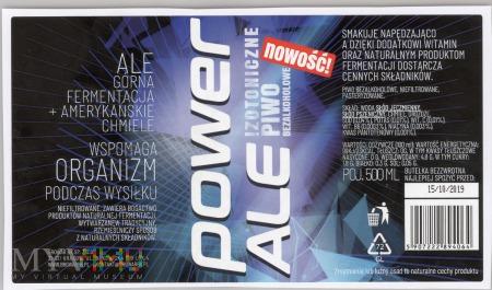 Browar BK, Power ALE