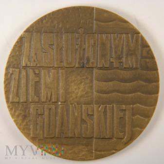1965 - 1/65 Br - Zasłużonym Ziemi Gdańskiej