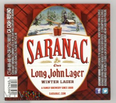 Saranac, Long John Lager
