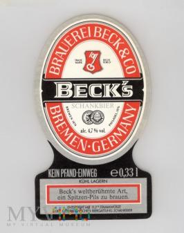 Beck's Schankbier