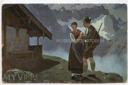 On, Ona i strzelba - pocz. XX wieku