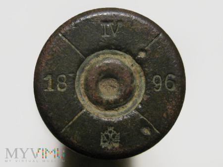 Łuska 8x50R Mannlicher M.95 [ IV/18/96/Orzeł] E