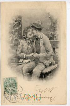 On i Ona - 1902