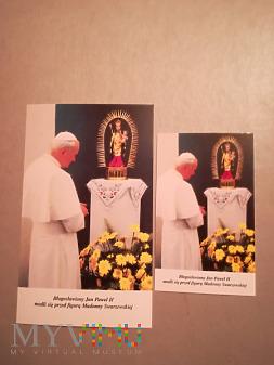 obrazki kościelne z Jan Paweł II