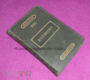 Batiment - Aucamus - 1935 rok