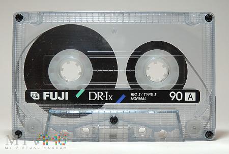FUJI DR-Ix 90 kaseta magnetofonowa