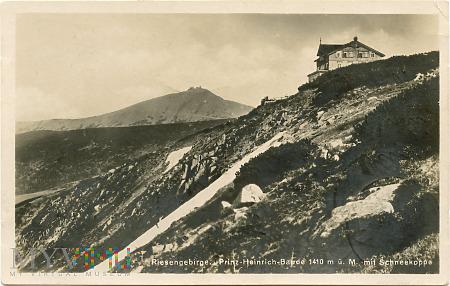 Karkonosze - Prinz-Heinrich-Baude