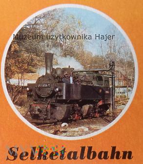 Duże zdjęcie Selketalbahn – Kolej Wąskotorowa