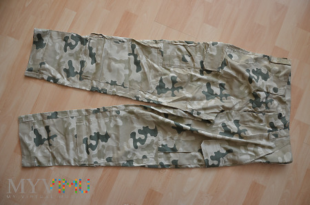 Mundur polowy tropikalny wz. 124 T/MON spodnie