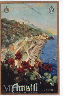 Amalfii - Widok ogólny