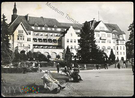 Kudowa Zdrój - Bad Kudowa Sanatorium Polonia -1964