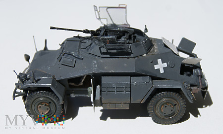 SdKfz 222, early version