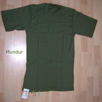 Koszulka z krótkimi rękawami khaki 514/MON