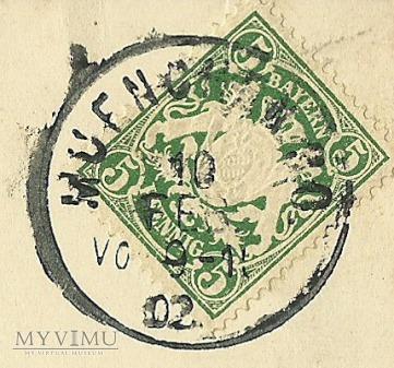 Gruss aus München - 1902 r.