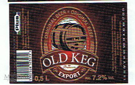 old keg