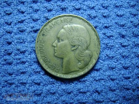 Francja 50 francs 1952