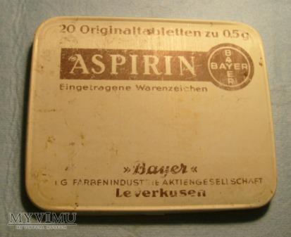 Stara aspiryna