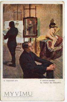 Klimowski - W pracowni artysty - Atelier