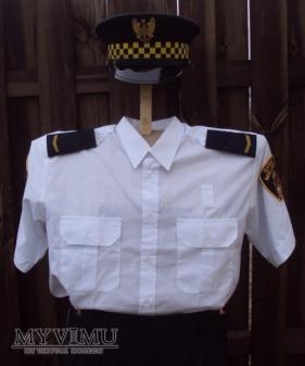 Mundur funkcjonariusza Straży Miejskiej