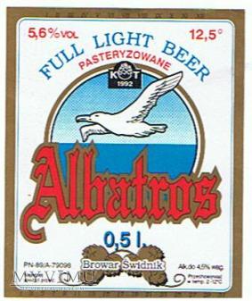 Duże zdjęcie albatros