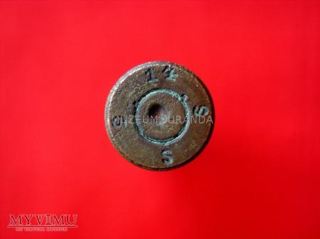 Łuska 8 x 57 mm.Mauser