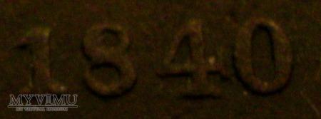 3 grosze 1840
