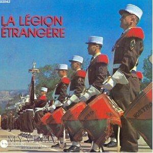 La Legion marche