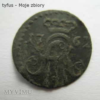 SZELĄG TORUŃSKI AUGUST III SAS - (1762 DB)