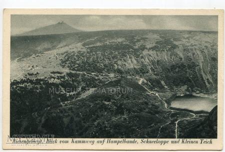 Karkonosze Samotnia Teichbaude 1920