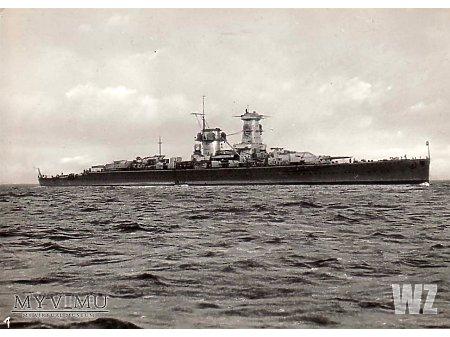Duże zdjęcie Admiral Graf Spee