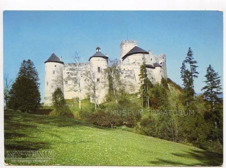 Zamek Dunajec w Niedzicy - lata 80-te