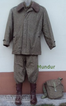 kurtka zimowa - Bechatka