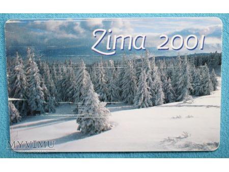 ZIMA 2001