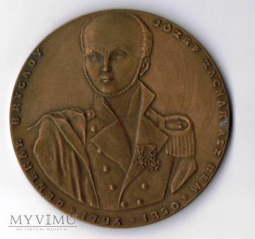 Duże zdjęcie Generał Bryg. Józef Zachariasz Bem.
