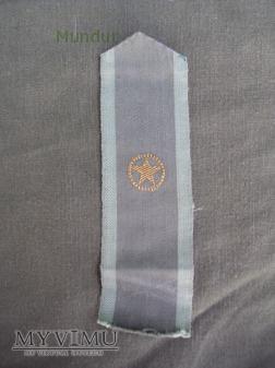 Duże zdjęcie Szwecja - polowe oznaki stopnia: sierżant