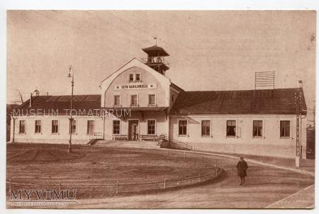 Duże zdjęcie Wieliczka - Szyb Daniłowicza - 1922