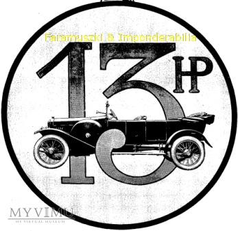 Unic 13 HP [1922]