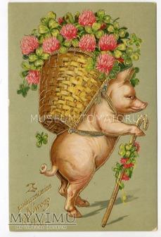 Świnka Noworoczna