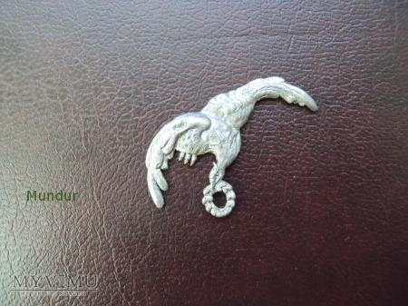 Odznaka pilota wojskowego - miniaturka