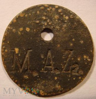 M.A.Za. Marine - Artillerie - Zeug - Amt