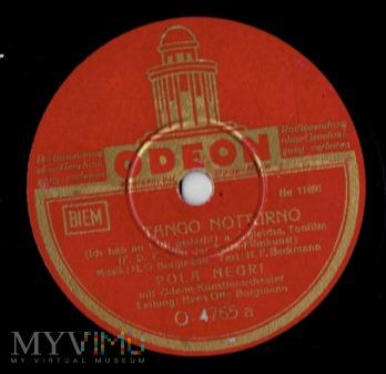 Tango Notturno Pola Negri
