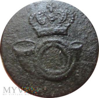 Guzik pocztowy Królestwa Polskiego