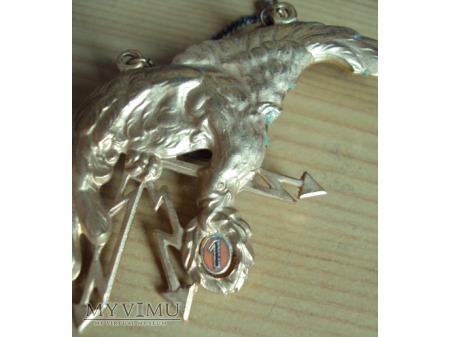 Odznaka nawigatora wojskowego - 1 klasy