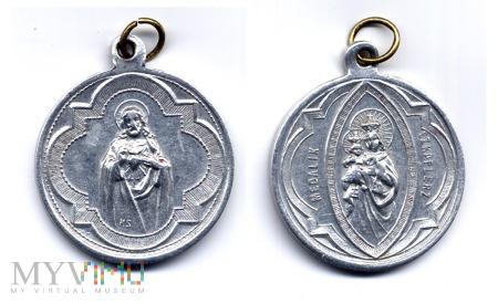 Medalik szkaplerz
