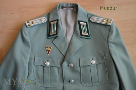 Volkspolizei - jasny mundur oficerski