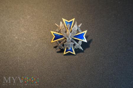Odznaka pamiątkowa 27 Pułku Piechoty z Częstochowy