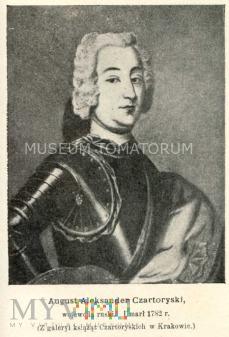 Czartoryski August - generał, starosta