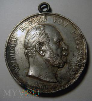 Medal Pruski - DEM BESTEN SCHUTZEN, Wilhelm I