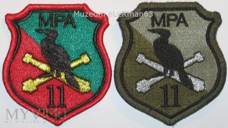 11. Mazurski Pułk Artylerii. Węgorzewo.